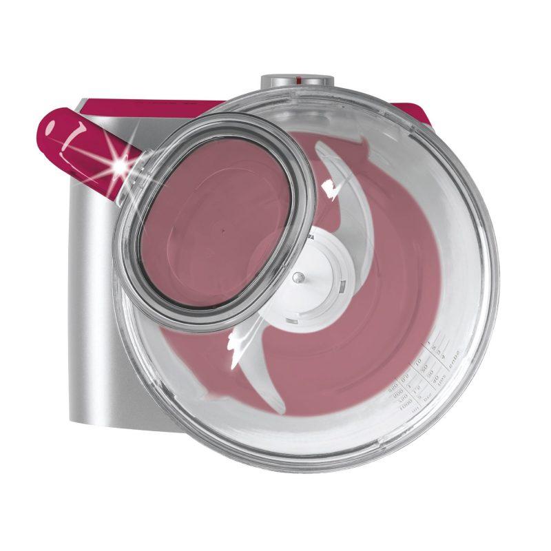 Procesador de Alimentos Bosch MCM42024 Styline Rojo 3