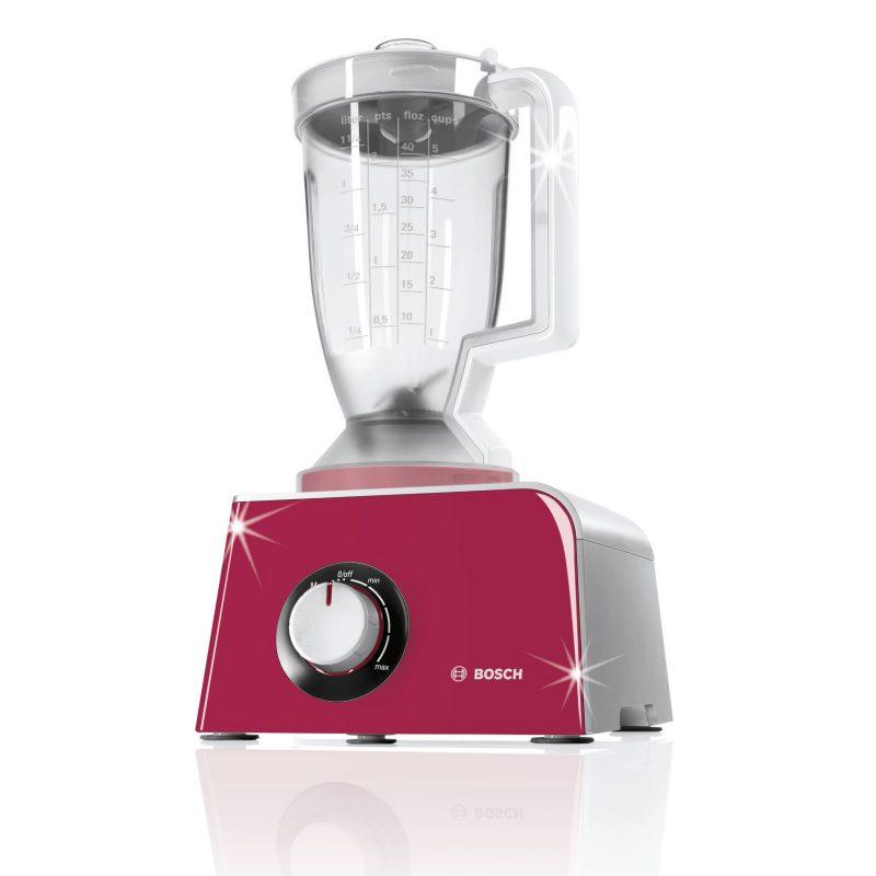 Procesador de Alimentos Bosch MCM42024 Styline Rojo 4