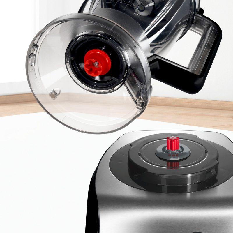 Procesador de Alimentos Bosch MC812M844 Multitalent Acero Inox 4