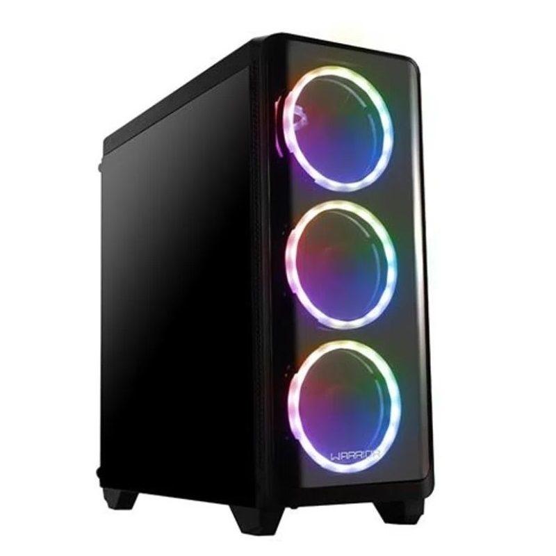 PC Computadora Gamer Warrior Core i5-2400 12GB RAM 240GB SSD + Tarjeta de Video GT710 2GB 2