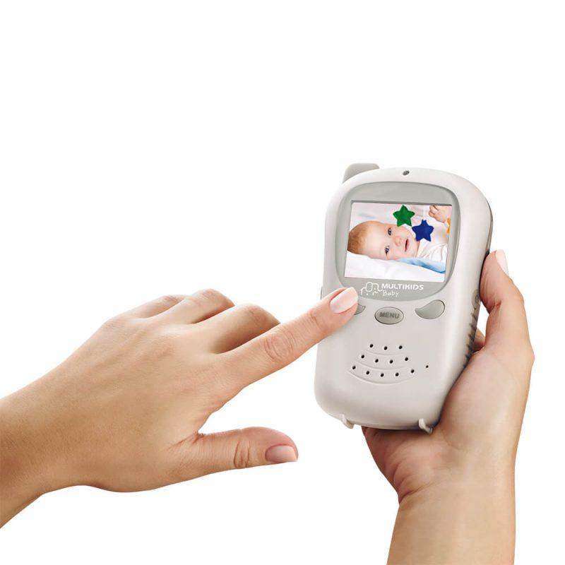 Baby Call Multikids Baby BB126 con Camara y Audio Walkie Talkie 2