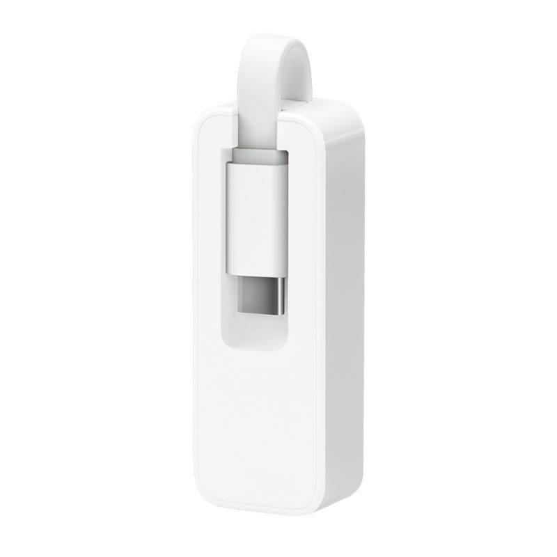 Adaptador de Red TP-Link UE300C de USB Tipo-C 3.0 a Ethernet Gigabit 3
