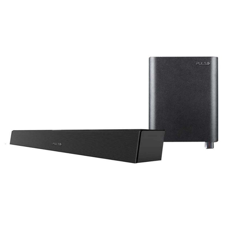 Soundbar Barra de Sonido Pulse SP381 2.1 Bluetooth 5.0 Optico Aux USB 320W RMS 2