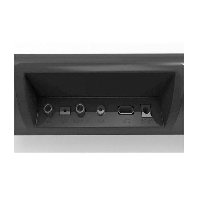 Soundbar Barra de Sonido Pulse SP381 2.1 Bluetooth 5.0 Optico Aux USB 320W RMS 3