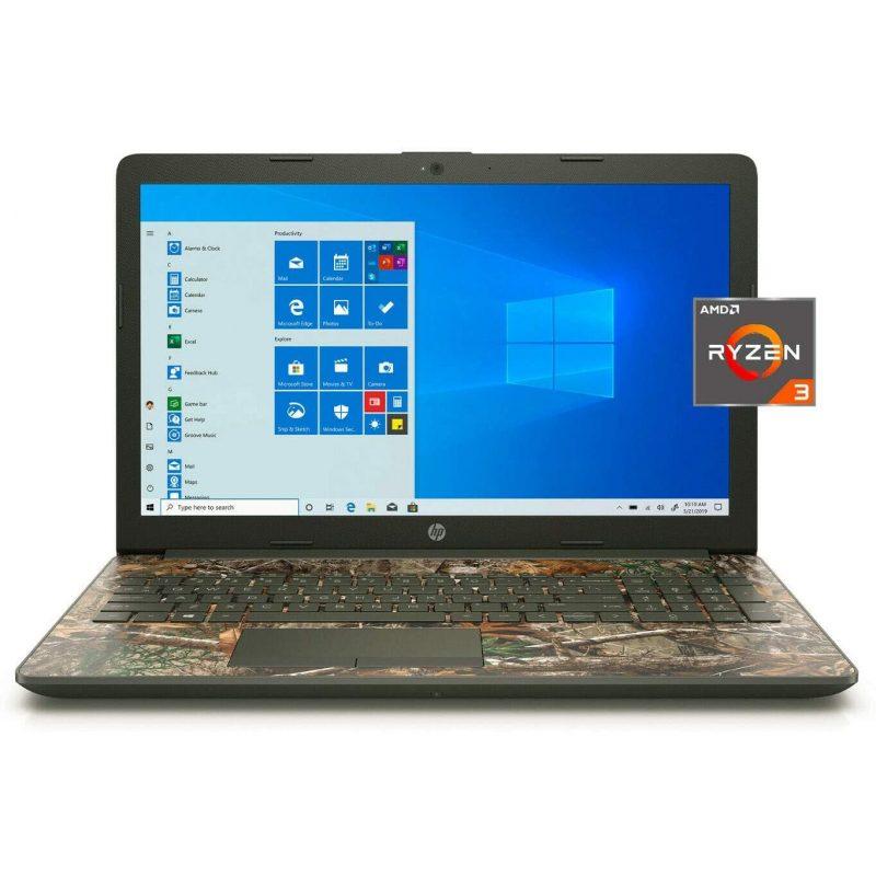 Notebook HP 15-DB1047 AMD Ryzen 3 3200U 8GB 256 SSD 15.6' Windows 10 Diseño Exclusivo 2