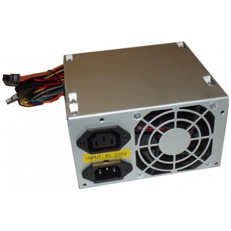 Fuente ATX Xtreme 600w 24+4 pin - conector SATA 1