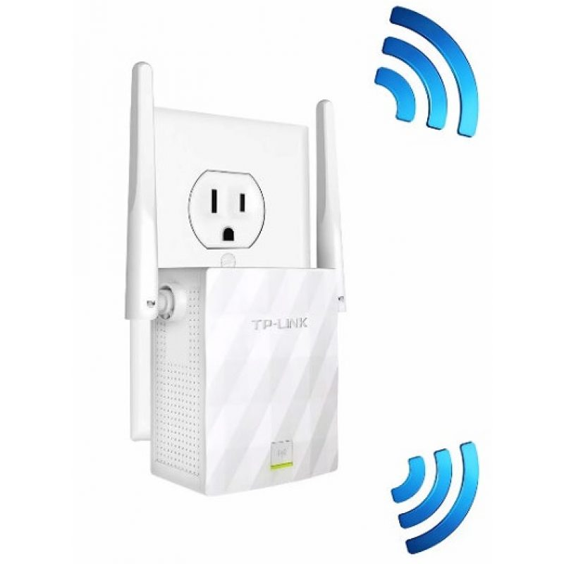 Extensor Repetidor de Señal Wifi TP-Link TL-WA855RE 2 Antenas 300Mbps 1