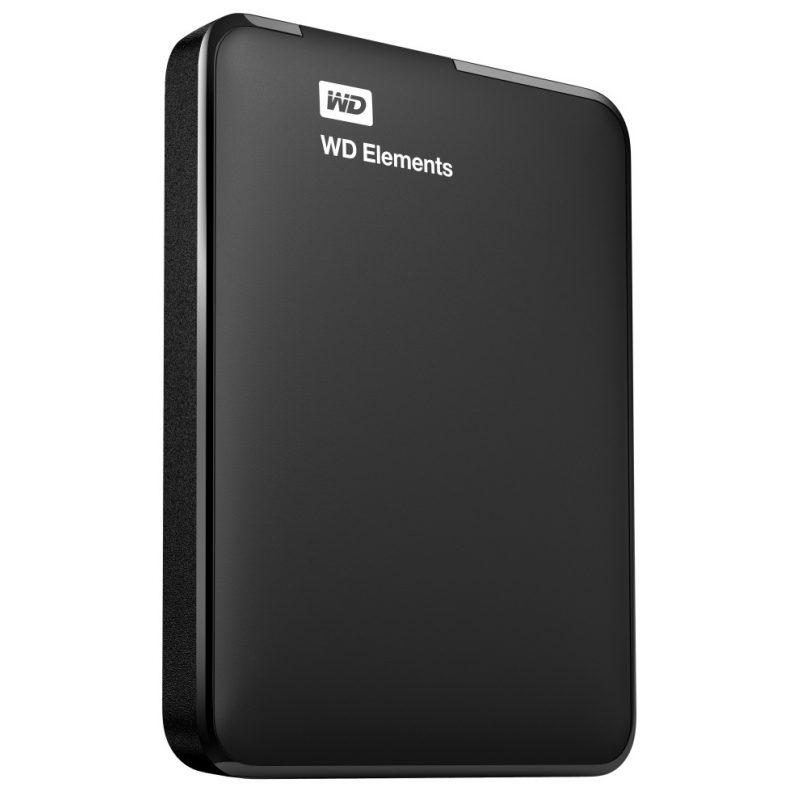 Disco Duro Externo Western Digital Elements 2.5' 1TB USB 3.0 2