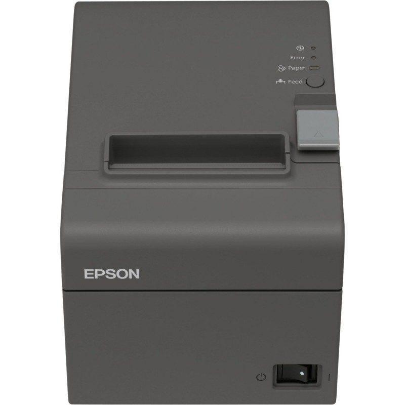 Impresora Epson TM T20II Termica de Tickets y Recibos USB 3