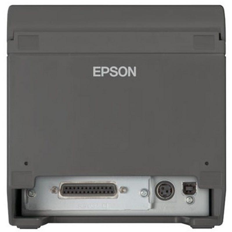 Impresora Epson TM T20II Termica de Tickets y Recibos USB 4