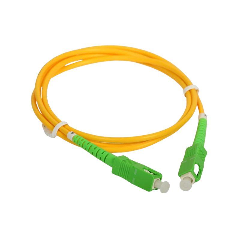 Cable Red Patchcord de Fibra Optica 15 Metros 1