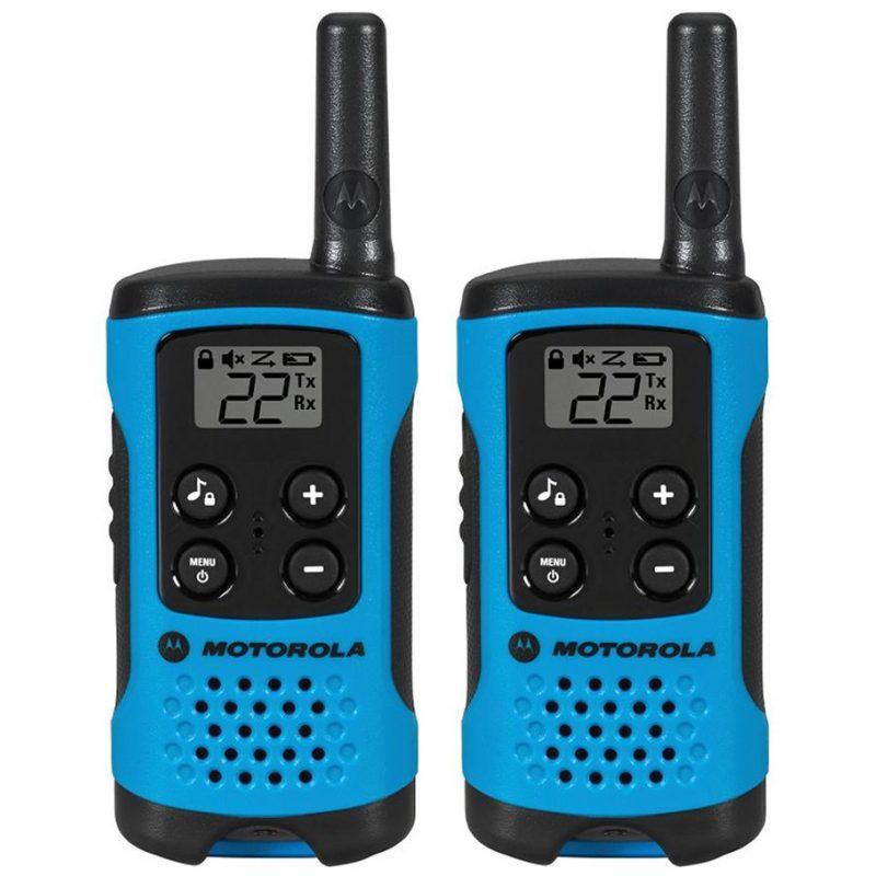 Handy Walkie Talkie Motorola TalkAbout T100 2 Vías 25 Km 1