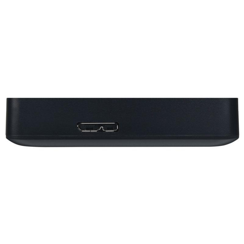 Disco Duro Externo Toshiba Canvio Basics 4TB USB 3.0 Windows y Mac OS 3