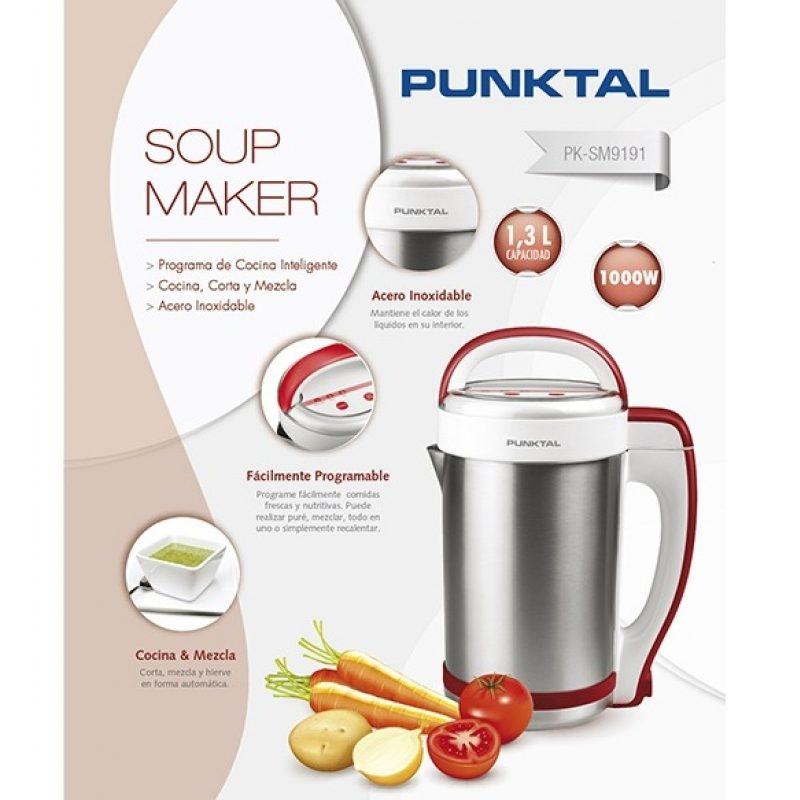 Sopera Soup Maker Punktal PK-SM9191 1.3L 1000w 3