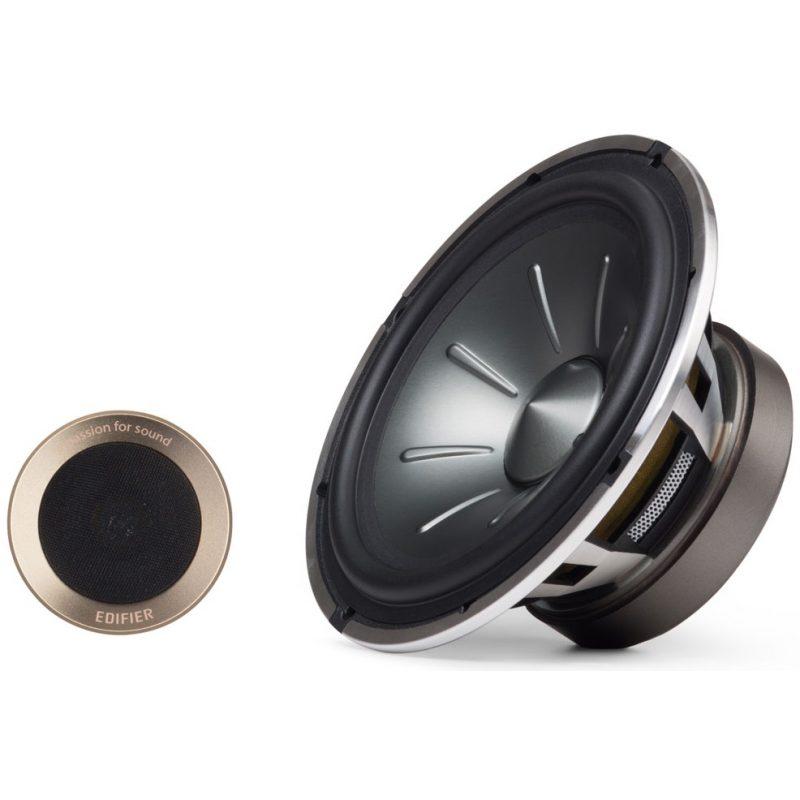 Parlantes Edifier GF651C (Combo) Calidad Premium Aluminio Hasta 120w RMS 1