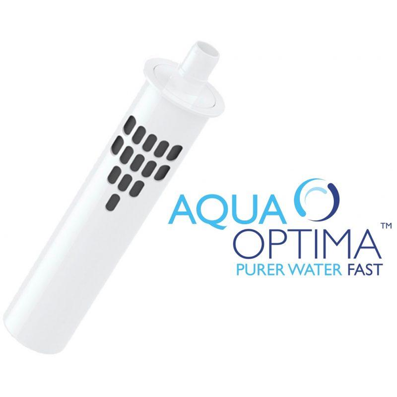 Botella Caramañola con Filtro de Agua Aqua Optima ideal para Deporte 3