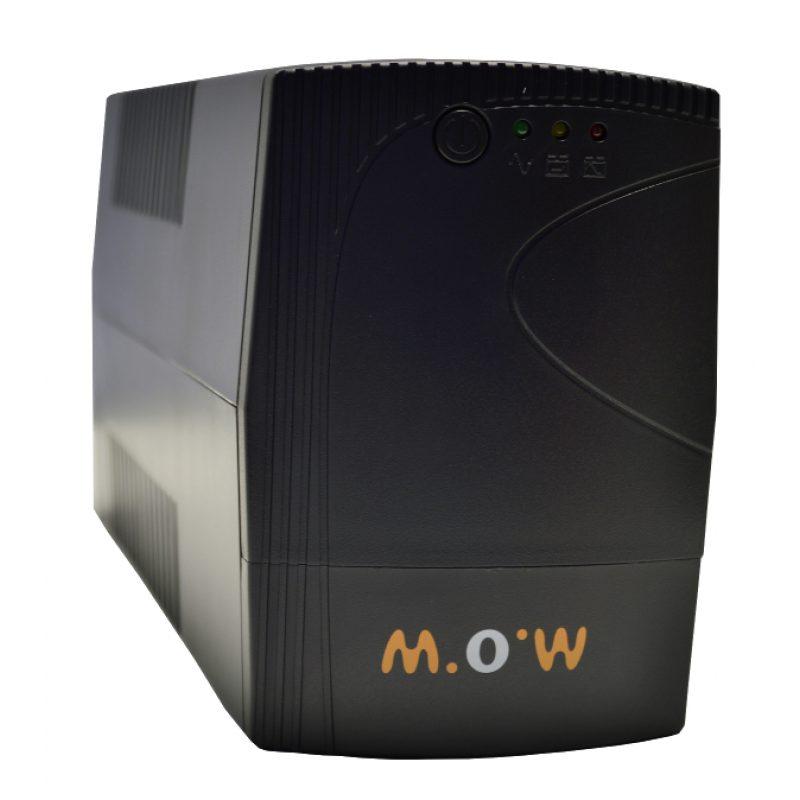 UPS MOW 650VA EA20065 650VA 220V/50HZ 390W Indicador LED 1