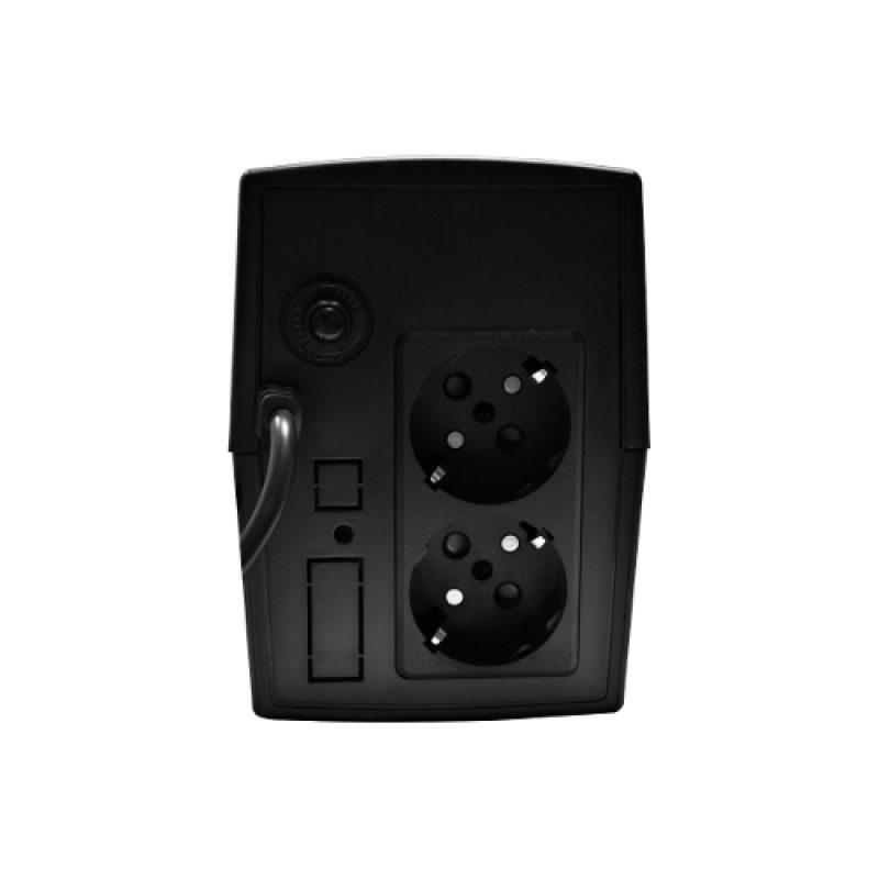 UPS MOW 650VA EA20065 650VA 220V/50HZ 390W Indicador LED 2
