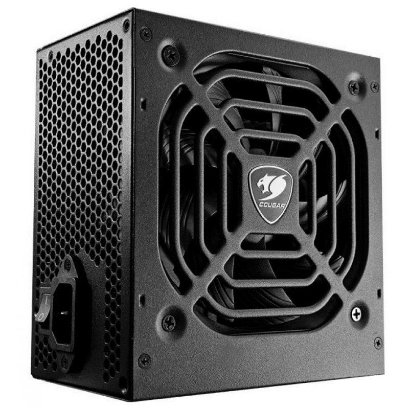 Fuente Cougar XTC500 Gamer 500W Reales 80 Plus White Fan 120mm 1