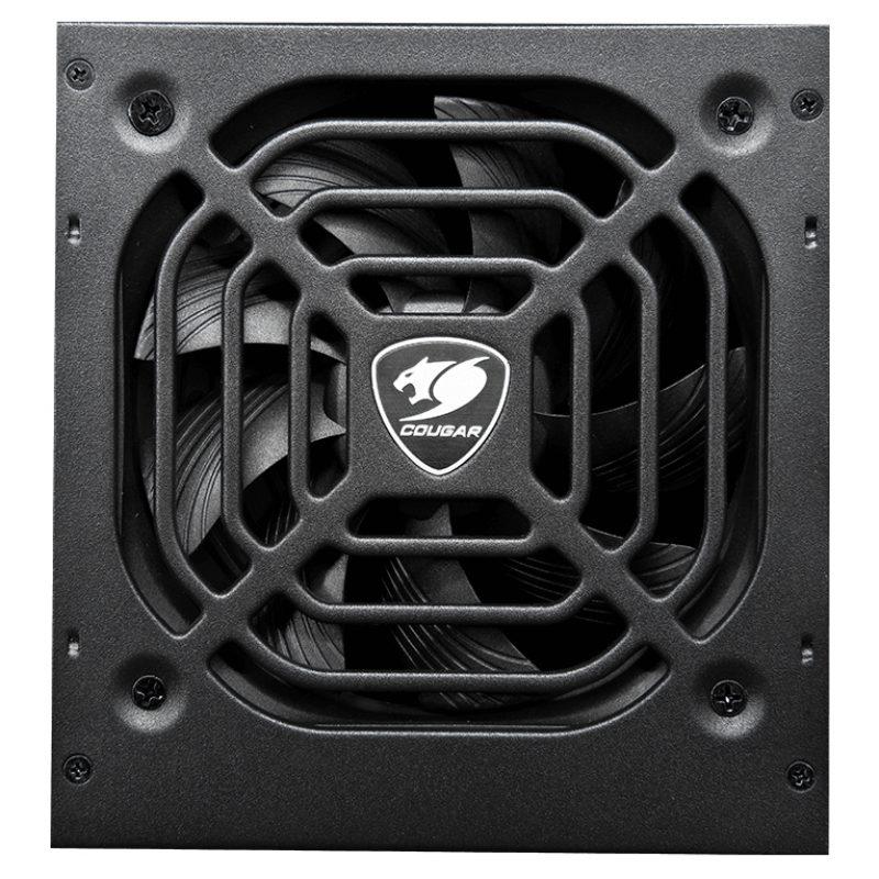 Fuente Cougar XTC500 Gamer 500W Reales 80 Plus White Fan 120mm 3