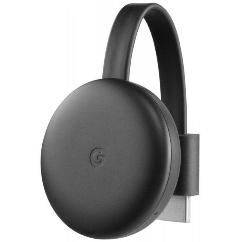 Google Chromecast 3 Tercera Generacion HDMI WiFi 1080p - Presentación Bulk 4