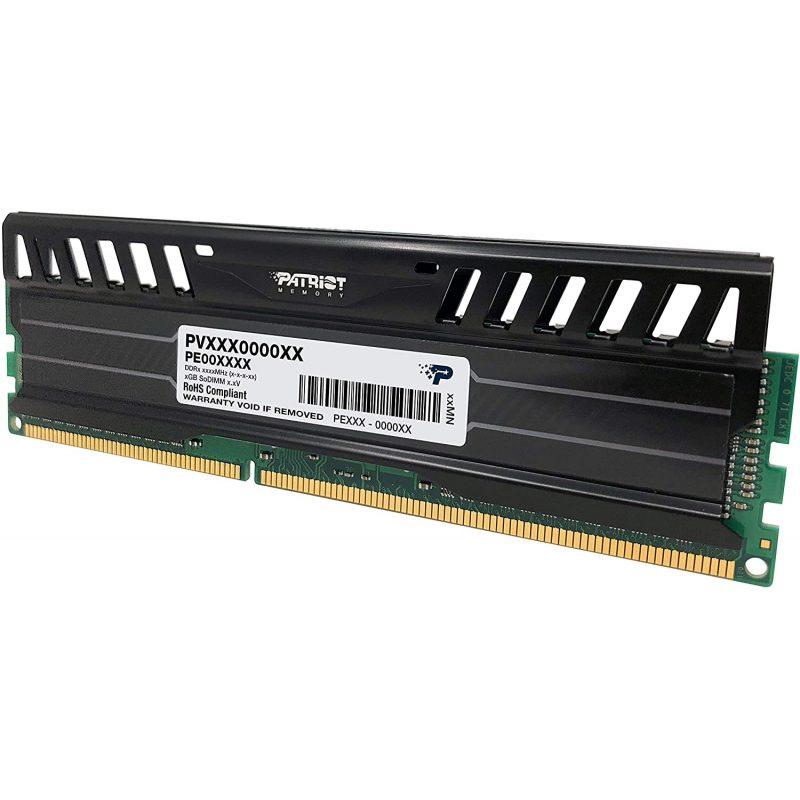 Memoria RAM DDR3 8GB 1600 MHz Patriot Viper 3 Black Gamer Nueva Garantía de por Vida 3