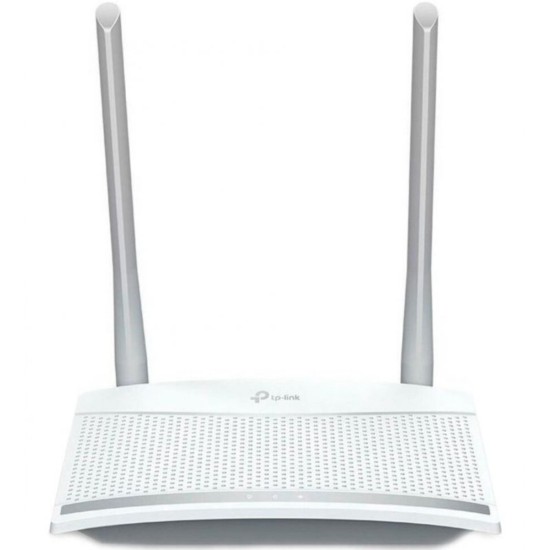 Router TP-Link WiFi TL-WR820N Doble Antena 5dBi 300Mbps Rápido y Compacto 1