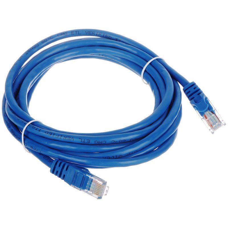 Cable de Red Patchcord Cat6E 3 Metros 1