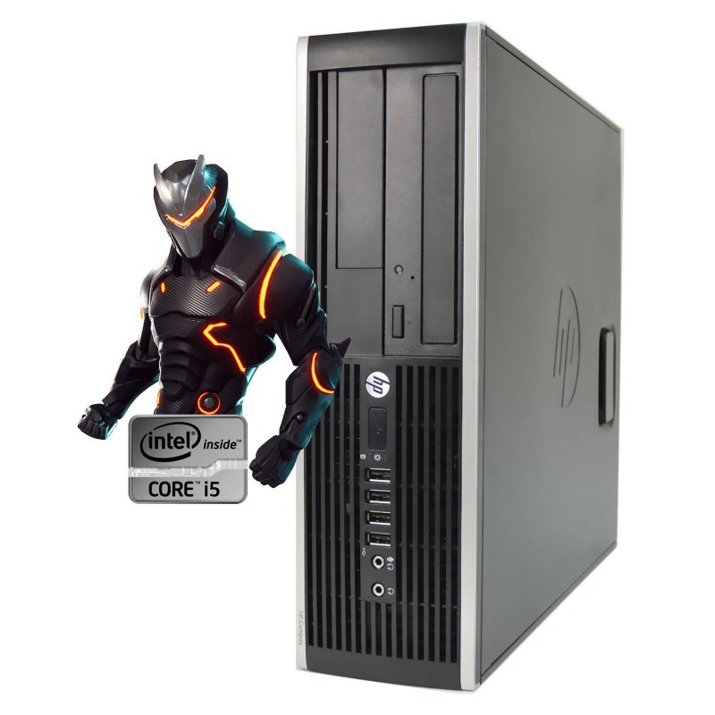 PC Computadora Gamer Básica Core i5 4gb 250GB + 120GB SSD Tarjeta de Video Nvidia GeForce GT710 2GB 1