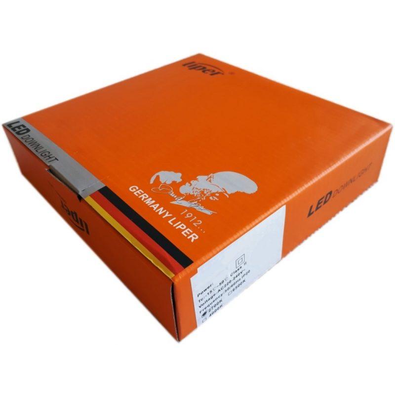 Foco Reflector LED Liper 10W Interior / Exterior IP65 220V - Luz Fria 4