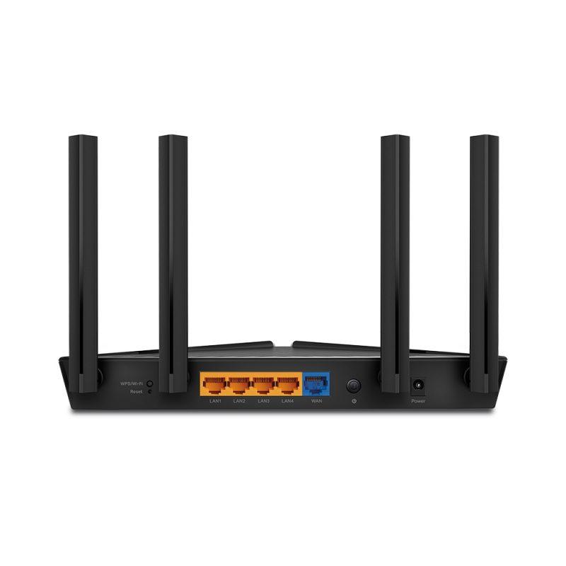 Router TP-Link WiFi 6 AX10 Gigabit Triple Nucleo Nueva Version WiFi 6 3