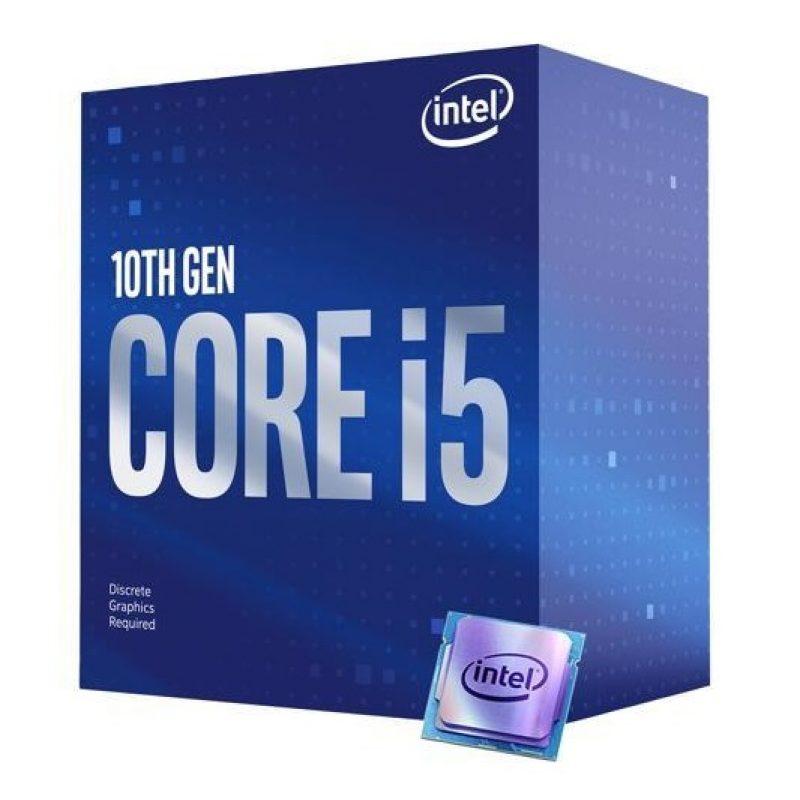 Micro Procesador CPU INTEL Core i5-10400F LGA 1200 6 Nucleos 10ma Generacion 3