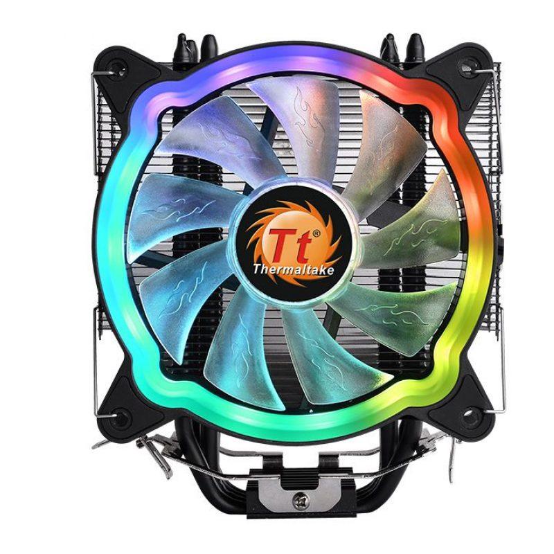 Disipador Cooler CPU Thermaltake UX200 ARGB Sync Intel Amd 2