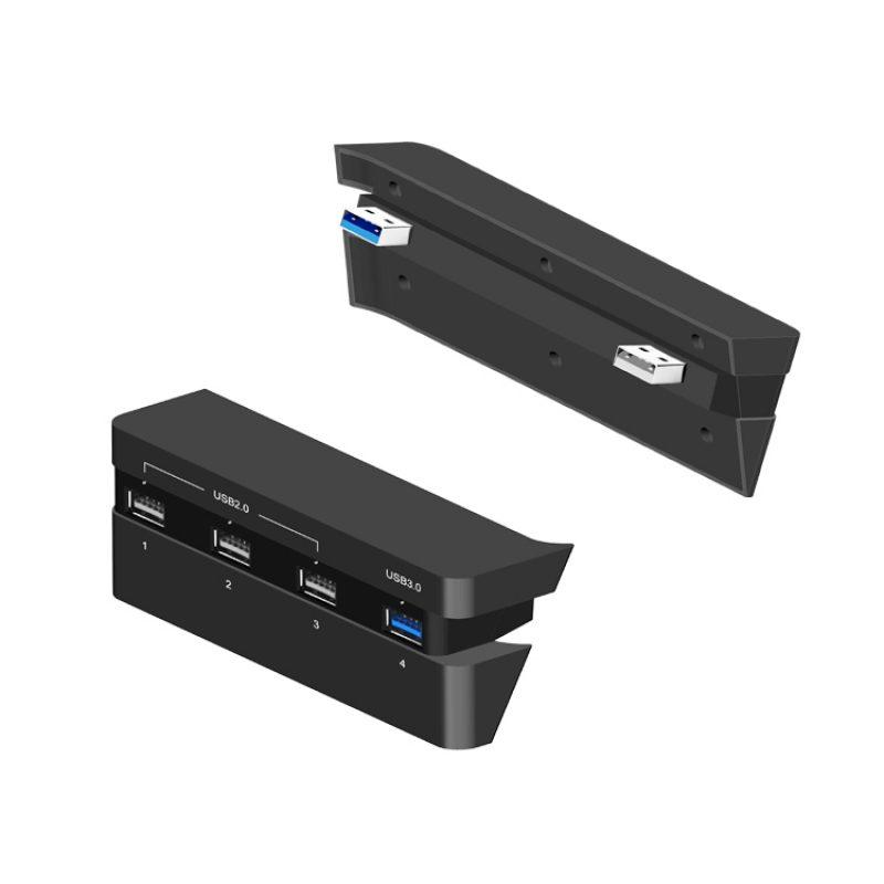 Hub de 4 Puertos USB Dobe TP4-821 para Consola PS4 Slim 2