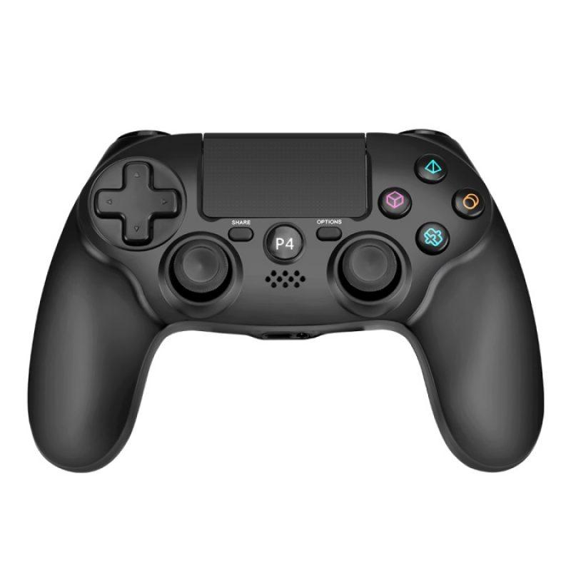 Joystick Bluetooth Inalambrico Marvo Scorpion GT-64 Para PS4 Play Station 4 y PC Dual Shock - Negro 1