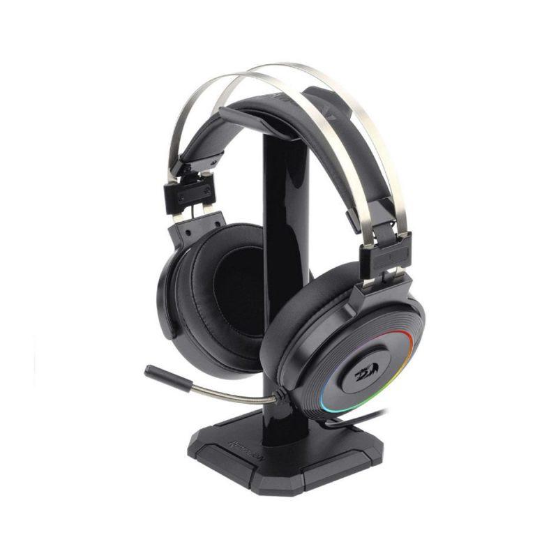 Auricular USB Redragon Lamia2 RGB Con Soporte de Regalo Software Descargable - Negro 1