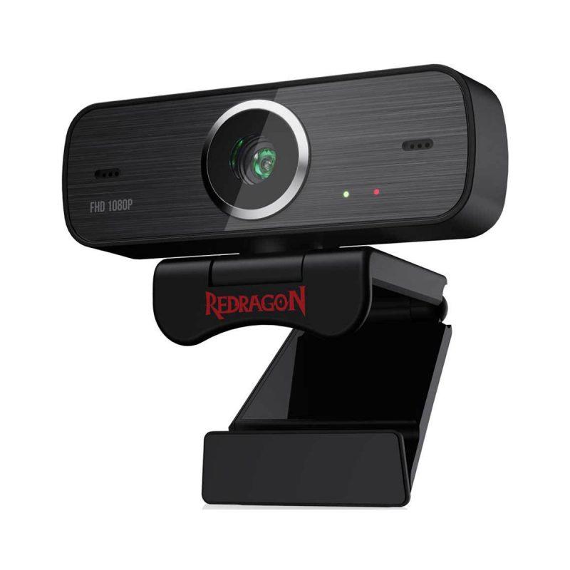 Camara Web Full HD Redragon Hitman GW800 1080p USB Ideal Streamer; Gamer 2