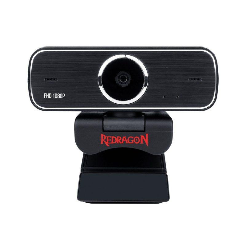 Camara Web Full HD Redragon Hitman GW800 1080p USB Ideal Streamer; Gamer 3