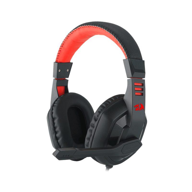 Auriculares USB Redragon ARES H120 Gamer Mayor Nivel de Aislamiento - Negro 1