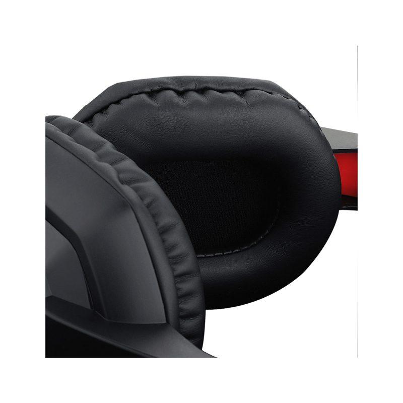 Auriculares USB Redragon ARES H120 Gamer Mayor Nivel de Aislamiento - Negro 4