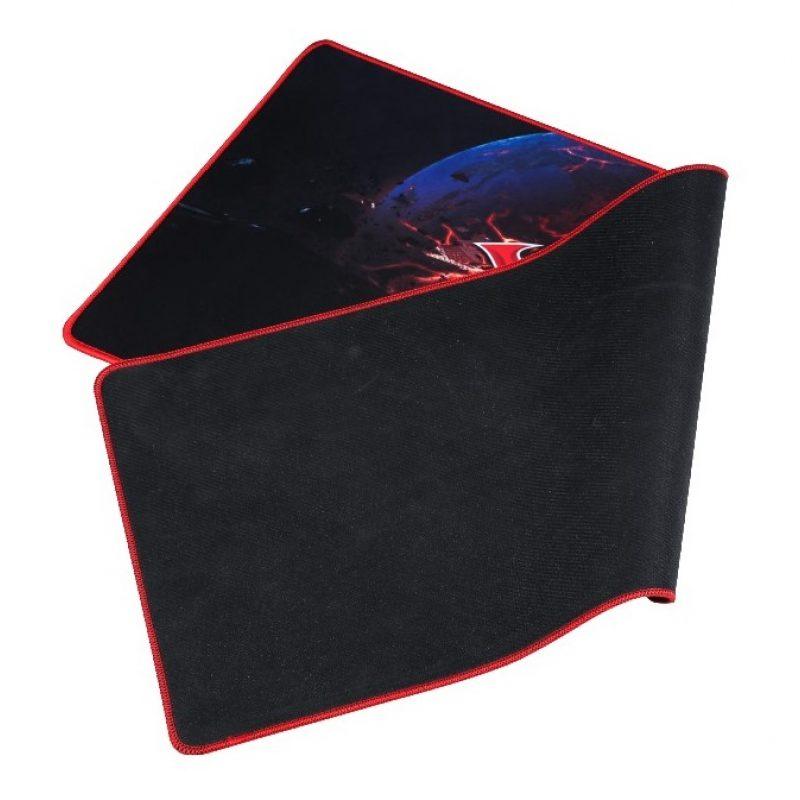 Mouse Pad Gamer Xtrike Me MP-204 XXL Extra Grande Reforzado con Goma antideslizante 4