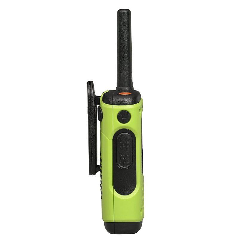 Handy Walkie Talkie Motorola TalkAbout T600 2 Vías 56 Km con Linterna Bateria y Resistente al Agua 4