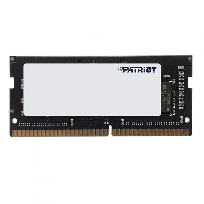 Memoria RAM SODIMM Patriot Signature PSD48G266681S 8GB DDR4 2666 Box Nueva 1