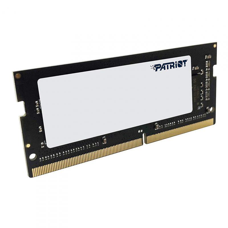 Memoria RAM SODIMM Patriot Signature PSD48G266681S 8GB DDR4 2666 Box Nueva 2