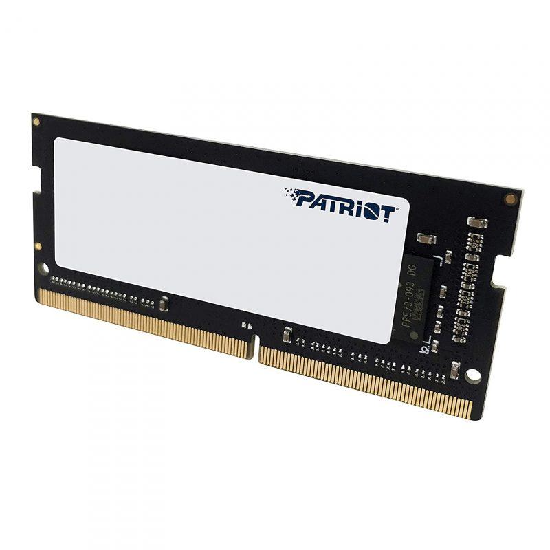 Memoria RAM SODIMM Patriot Signature PSD48G266681S 8GB DDR4 2666 Box Nueva 3