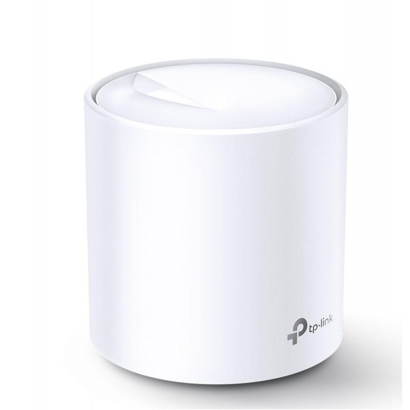 Router / Access Point / Repetidor WiFi TP-Link Deco X20 AC1800 Dual Band Tecnología MESH y WiFi 6 (1 Unidad) 1