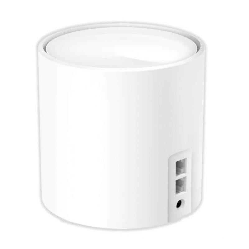Router / Access Point / Repetidor WiFi TP-Link Deco X20 AC1800 Dual Band Tecnología MESH y WiFi 6 (1 Unidad) 2