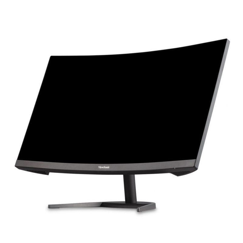 Monitor LED MVA Gamer Curvo ViewSonic VX2768-PC-MHD 27'' Full HD HDMI 165Hz FreeSync Premium 3