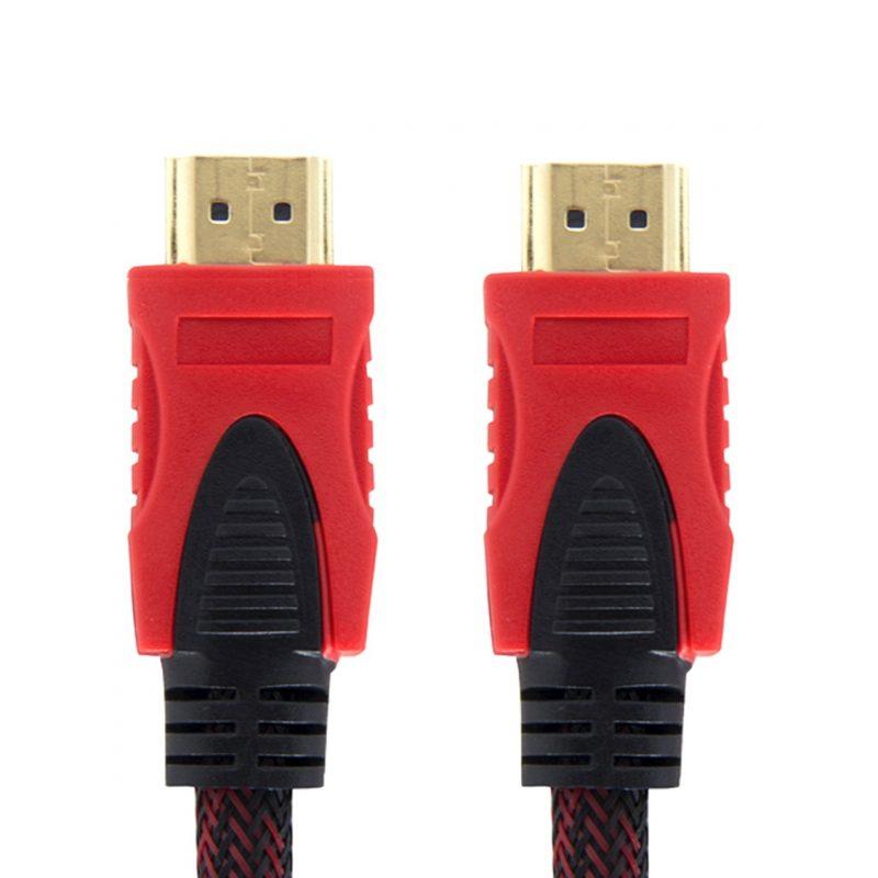 Cable HDMI Oditox Macho/Macho 5 Metros Con Filtro y Forrado 2