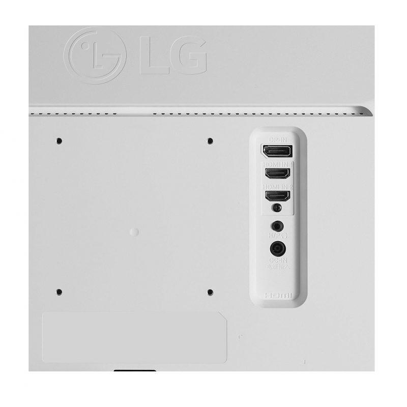 Monitor LED IPS LG 29WN600-W 29'' FHD 21:9 HDR10 FreeSync sRGB 99% 75Hz UltraWide y Delgado 4